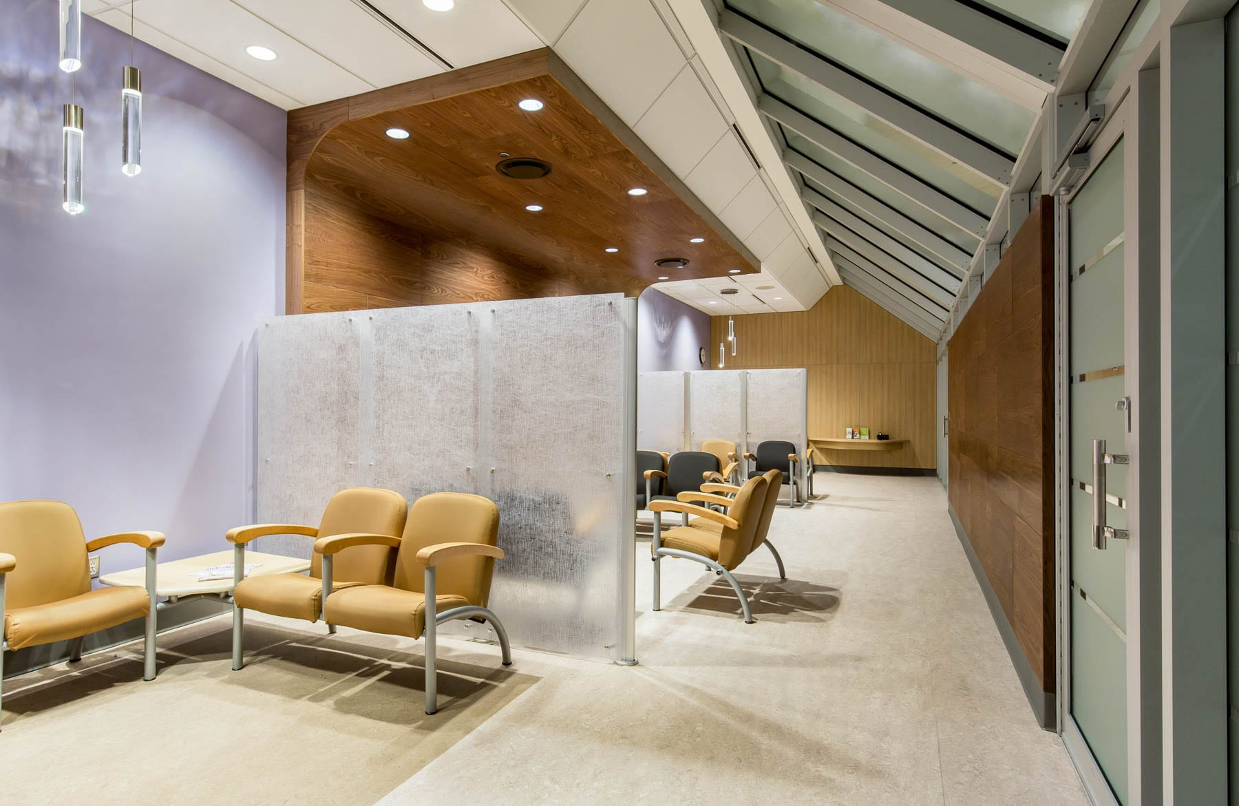 Vancouver General Hospital – Hybrid OR seating area