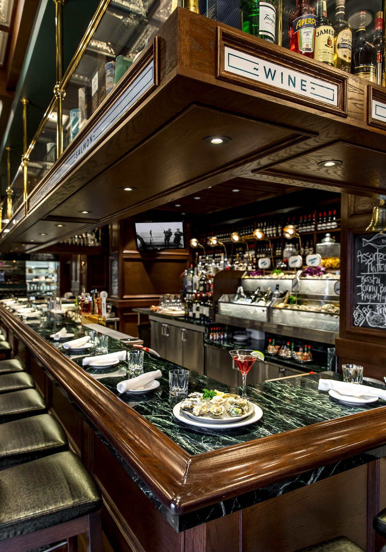 WildTale is an award-winning restaurant within a newly built mixed-use development in Olympic Village.