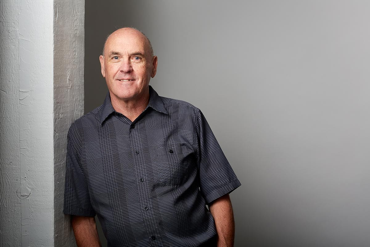 Derek Morrison, Director of Healthcare