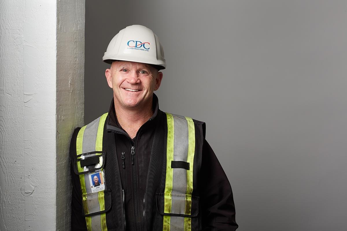 John Graf, Health & Safety Manager