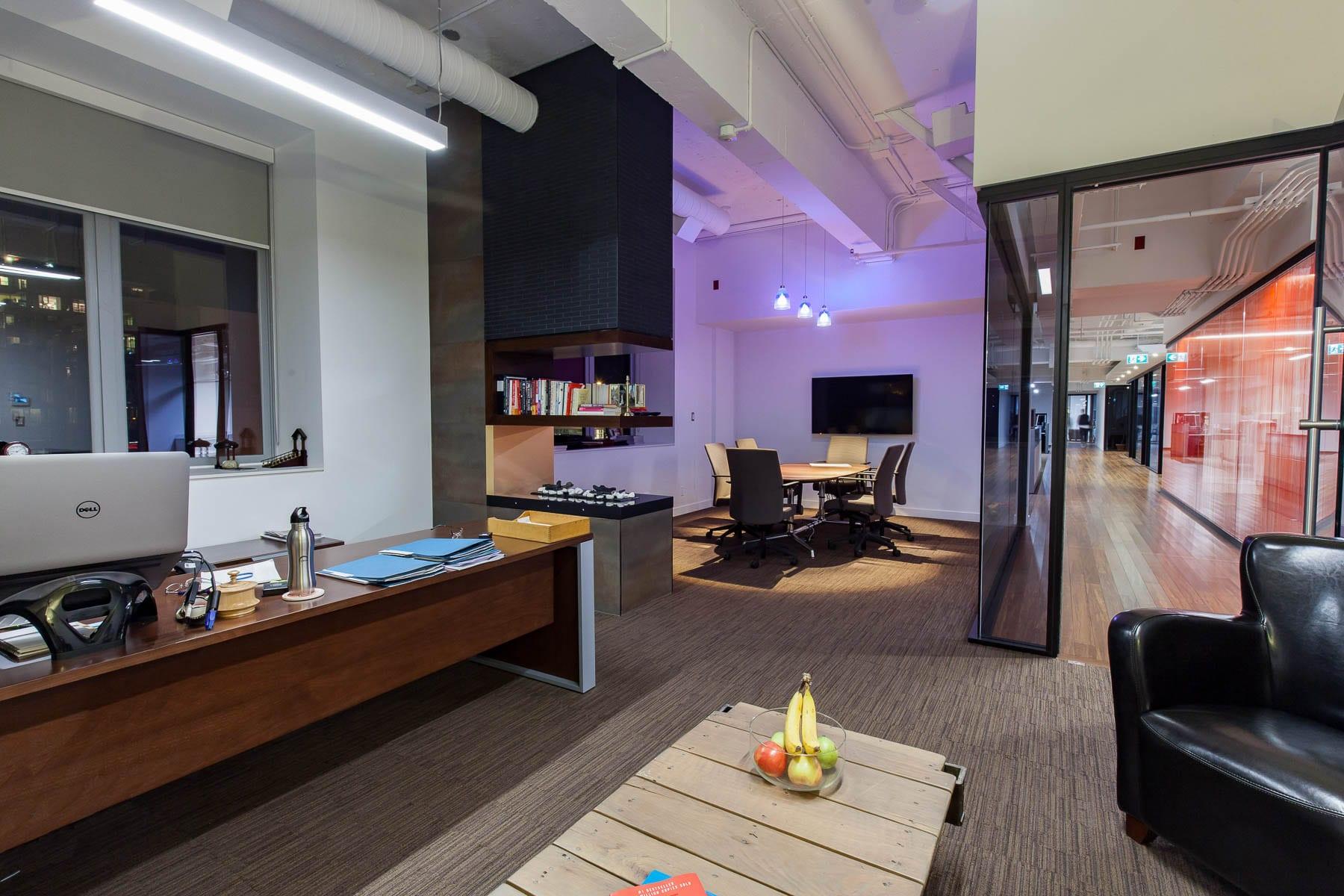 MIABC interior fitout offices