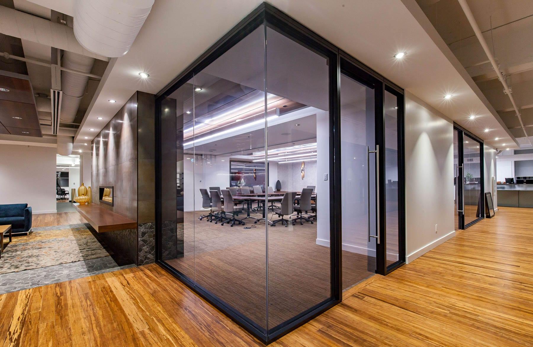 Contemporary Office Design at MIABC