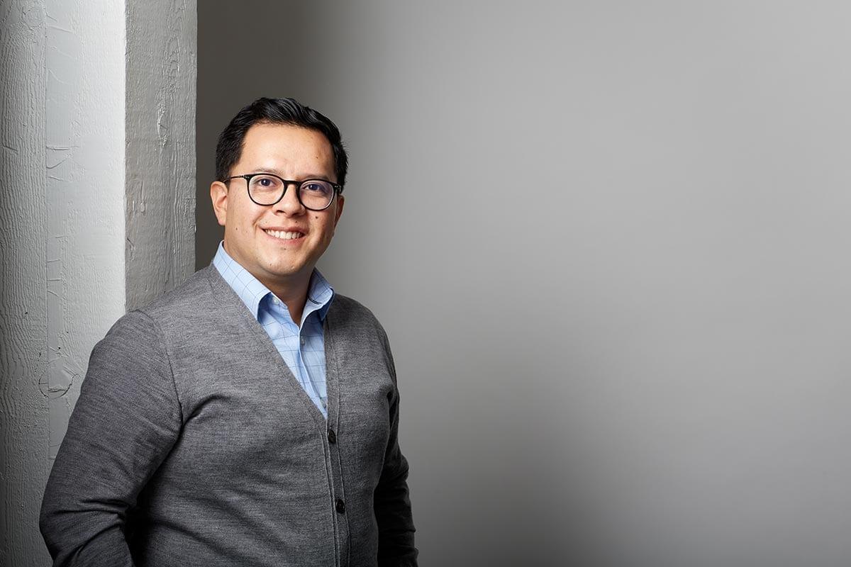 Noe Jimenez, Director of Projects