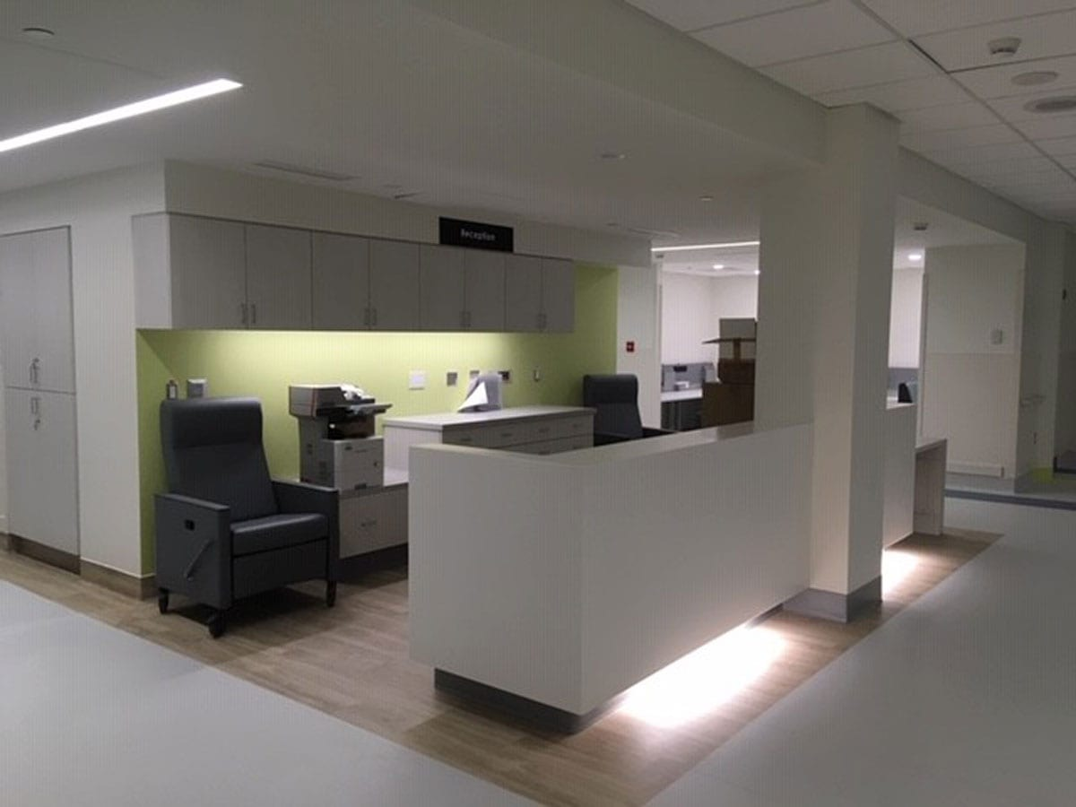 Koerner Pavilion at UBC hospital